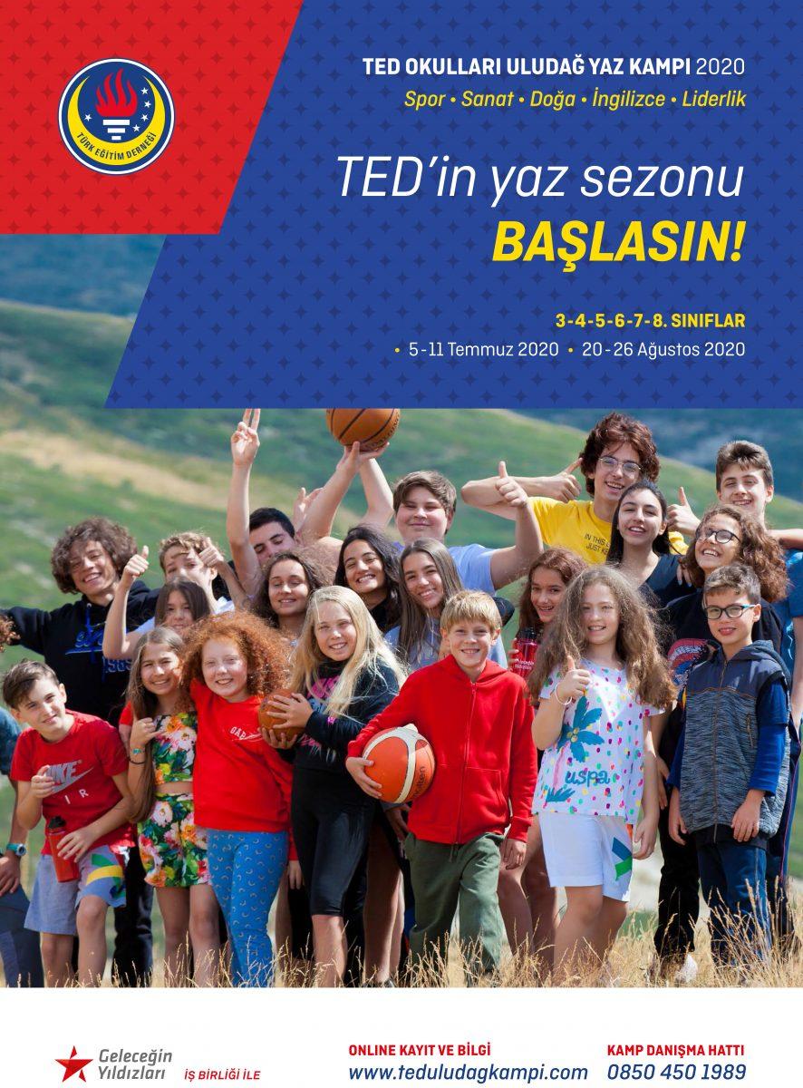 TED Okulları Uludağ Yaz Kampı 2020-Poster 2-1