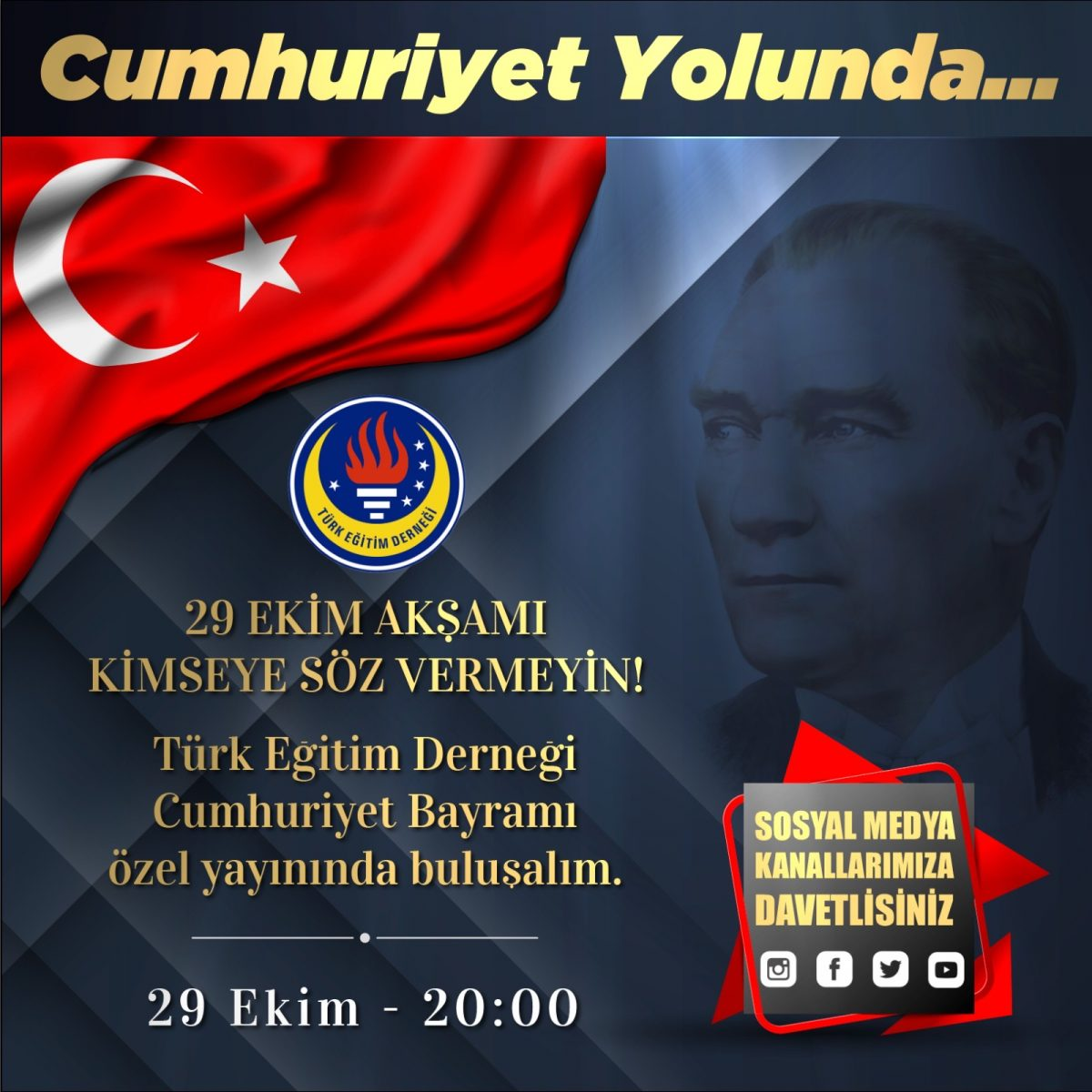 Cumhuriyet Yolunda